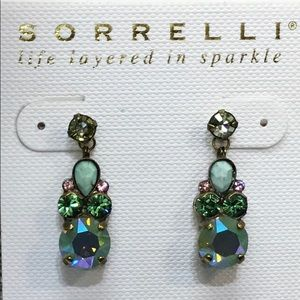 NWT Sorrelli Stud/drop/dangle/earrings